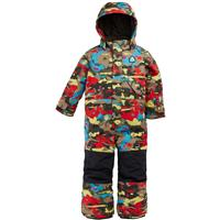 Burton One Piece - Toddler - Bright Birch Camo