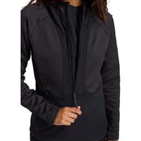 Burton Multipath Pullover Fleece - Women's - True Black