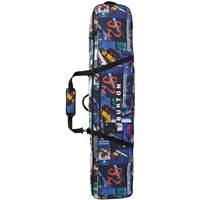 Burton Wheelie Gig Board Bag - Catalog Collage Print
