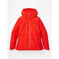Marmot Cropp River Jacket - Women's - Victory Red