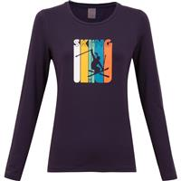 Krimson Klover Freestyle Crew Neck Top - Women's