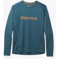 Marmot Windridge with Graphic LS - Men's - Stargazer / Bronze