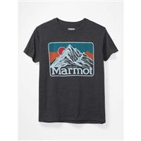 Marmot Mountain Peaks Tee SS - Men's