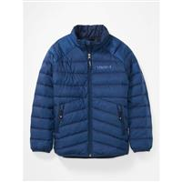 Marmot Highlander Down Jacket - Youth - Arctic Navy