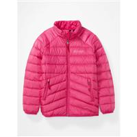 Marmot Highlander Down Jacket - Youth - Very Berry
