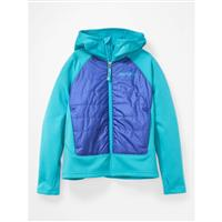 Marmot Variant Hoody - Youth - Enamel Blue / Royal Night