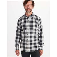 Marmot Harkins Lightweight Flannel LS - Men's - Black