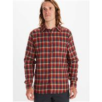 Marmot Fairfax Midweight Flannel LS - Men's - Dark Steel
