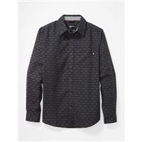 Marmot Fairfax Midweight Flannel LS - Men's - Dark Charcoal
