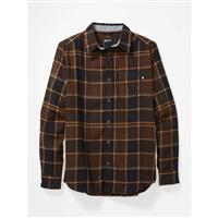 Marmot Fairfax Midweight Flannel LS - Men's - Bronze