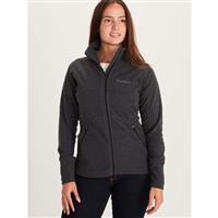 Marmot Pisgah Fleece Jacket - Women's - Black