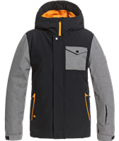 Quiksilver Ridge Jacket - Boy's