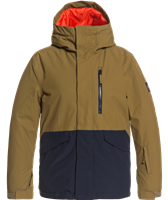 Quiksilver Mission Solid Jacket - Boy's