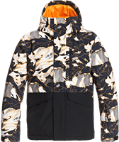 Quiksilver Mission Block Jacket - Boy's