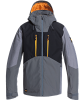 Quiksilver Mission Plus Jacket - Men's