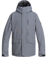 Quiksilver Mission Solid Jacket - Men's