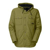 G.I. Green The North Face Meeks Jacket Mens