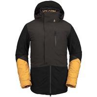 Vintage Black Volcom BL Stretch Gore Jacket Mens