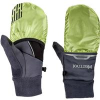 Green Lime Marmot Connect Trail Glove Mens