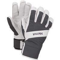 Slate Grey / White Marmot 3 Sixty Undercuff Glove