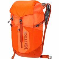 Blaze / Rusted Orange Marmot Kompressor Plus Backpack