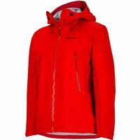 Team Red Marmot Red Star Jacket Mens