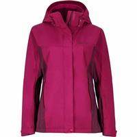 Magenta / Dark Purple Marmot Palisades Jacket Womens
