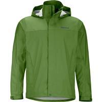 Alpine Green Marmot Precip Jacket Mens