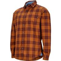 Red Night Marmot Cobblestone LS Mens