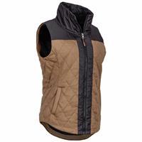 Shitake / Black Marmot Abigal Vest Womens