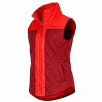 Madder Red / Scarlet Red Marmot Abigal Vest Womens