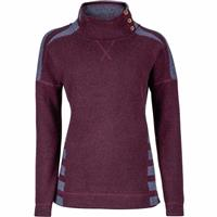 Dark Purple Marmot Vivian Sweater Womens