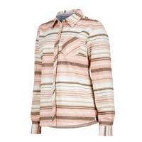 Coral Marmot Shelby Flannel LS Womens