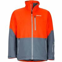 Orange / Steel Marmot Contrail Jacket Mens