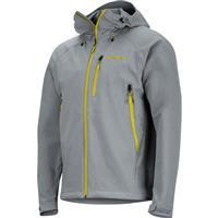 Grey Storm Marmot Tour Jacket Mens