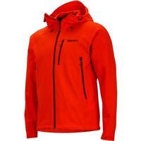Mars Orange Marmot Tour Jacket Mens