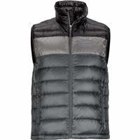 Slate Grey / Black Marmot Ares Vest Mens