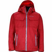 Brick Marmot Whitecliff Jacket Mens