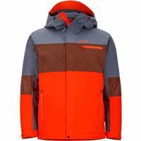 Mars Orange / Steel Onyx Marmot Wild Sky Jacket Mens