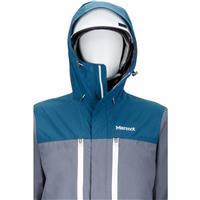 Denim / Steel Onyx Marmot Sugarbush Jacket Mens