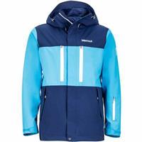 Arctic Navy / Bahama Blue Marmot Sugarbush Jacket Mens