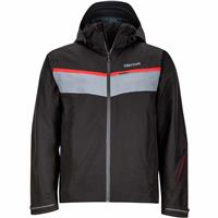 Black / Steel Onyx Marmot Paragon Jacket Mens