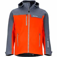 Mars Orange / Steel Onyx Marmot Storm King Jacket Mens