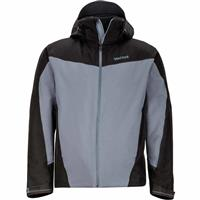 Steel Onyx / Black Marmot Transfuser Jacket Mens