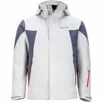 Glacier Grey / Steel Onyx Marmot Synergy Jacket Mens