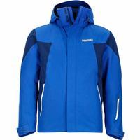 Surf / Arctic Navy Marmot Synergy Jacket Mens