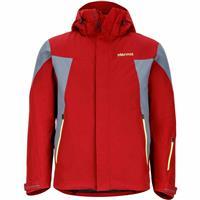 Brick / Steel Onyx Marmot Synergy Jacket Mens
