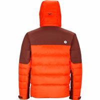 Mars Orange / Marsala Brown Marmot Shadow Jacket Mens