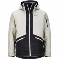 Black / Pebble Marmot Storm Seeker Jacket Mens