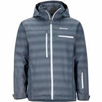 Steel Onyx Marmot Starcross Jacket Mens
